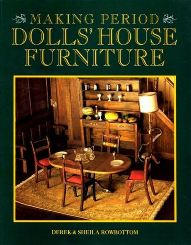 Making dolls house furniture amazon patricia king customers who bought this item also bought solutioingenieria Image collections