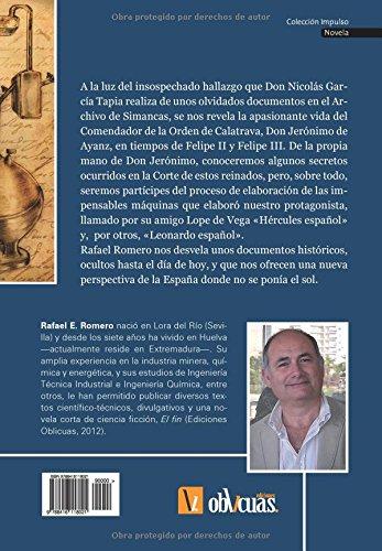 AYANZ. LA INCREÍBLE VIDA DEL LEONARDO ESPAÑOL: Amazon.es: RAFAEL ROMERO: Libros