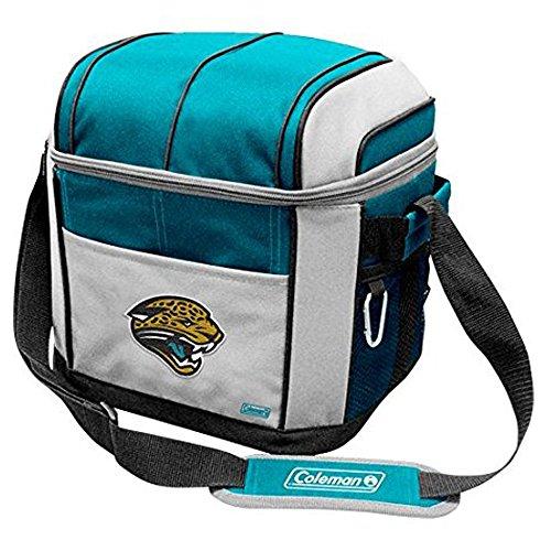 Nfl Cooler (Coleman 24 Can NFL Picnic Cooler (Jacksonville Jaguars))