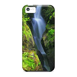 High Grade AlexandraWiebe Cases For Iphone 5c - Aira Force Falls In The Uk