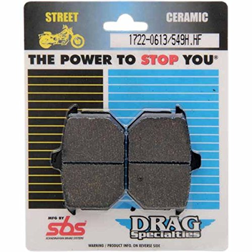(SBS HF Ceramic Brake Pads 846H.HF)