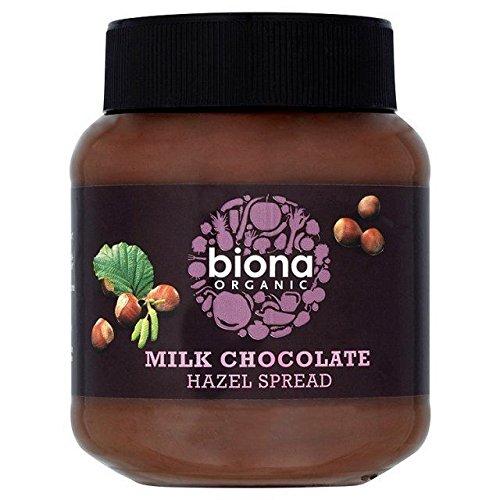 Biona Organic Milk Chocolate Hazelnut Spread - 350g