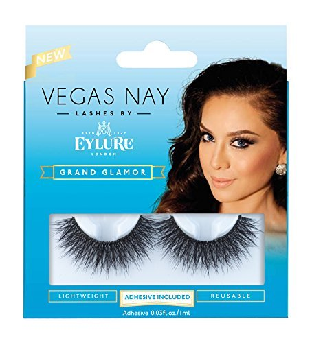Eylure Eyl Vegas Nay Grand Glamour Fake Eyelashes by - Las Vegas Malls