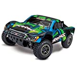 Slash 4X4 Ultimate: 1 10 Scale 4WD Electric Short Course Truck with TQi Radio System - Traxxas Link Wireless Module - Traxxas Stability Managment (TSM)