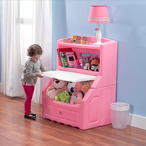 Storage And Lift Chest Hide (Product of Step2 Lift and Hide Bookcase Storage Chest (kids storage - Wholesale Price - Toy Chests & Storage [Bulk Savings])