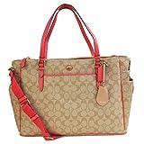 Coach Peyton Multifunction Baby Diaper Travel Laptop Bag