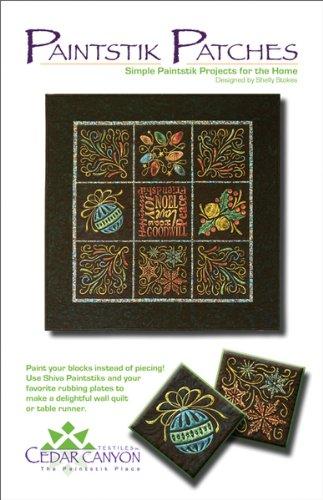 Cedar Canyon Textiles Paintstik Patches CCT-506