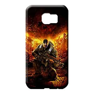 samsung galaxy s6 High Quality cell phone carrying shells Eco-friendly Packaging Shock-dirt gears of war