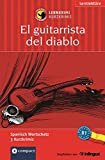 El guitarrista del diablo: Compact Lernkrimi. Spanisch Grundwortschatz - Niveau B1