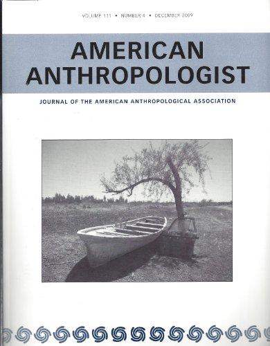American Anthropologist: Cultural Models & Fertility Timing