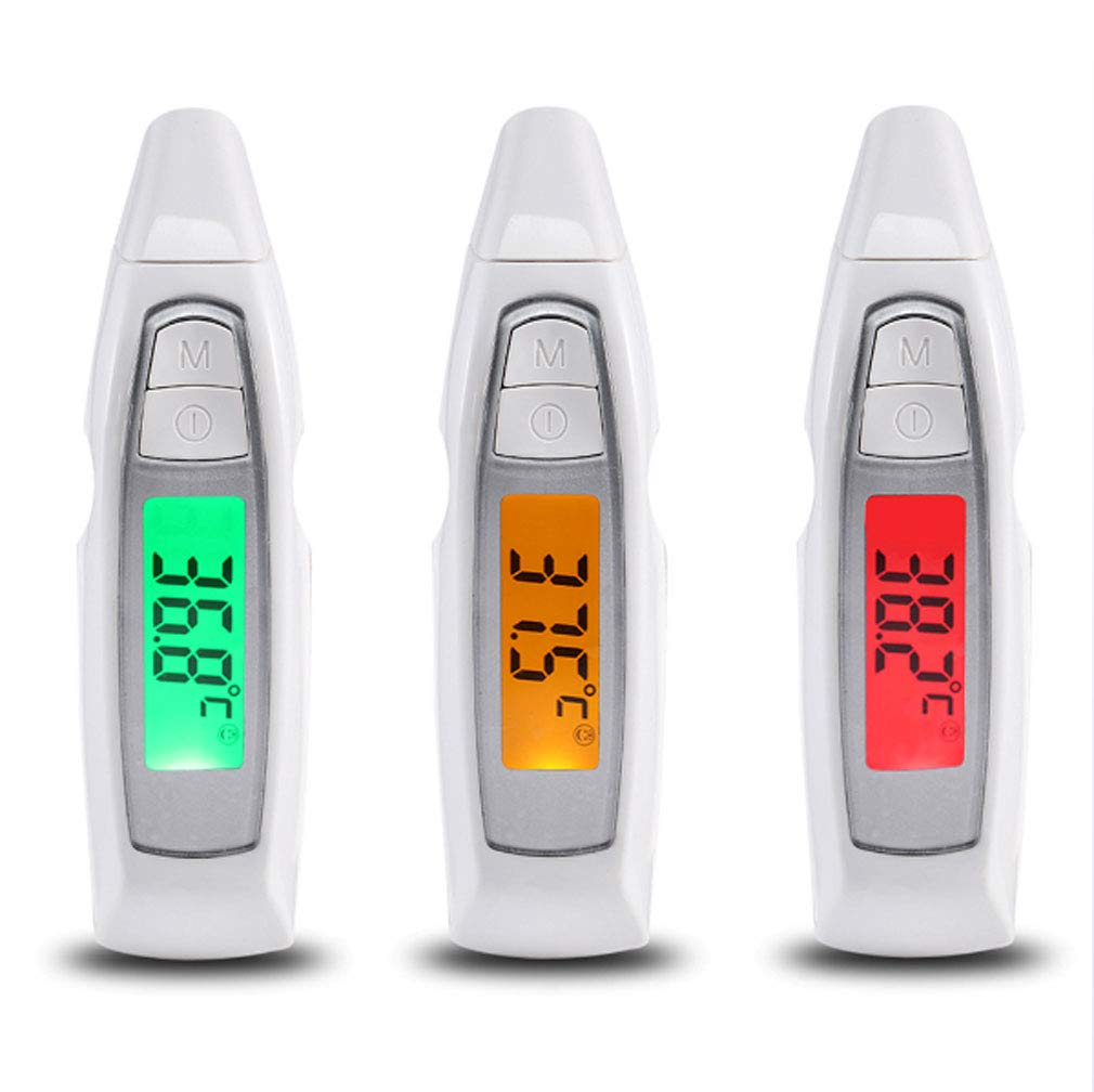 Ylik Ear Forehead Baby/Adult Digital Infrared Thermometer - Measurement Device Baby Care by Ylik