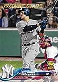 #8: 2018 Topps #1 Aaron Judge New York Yankees Baseball Card