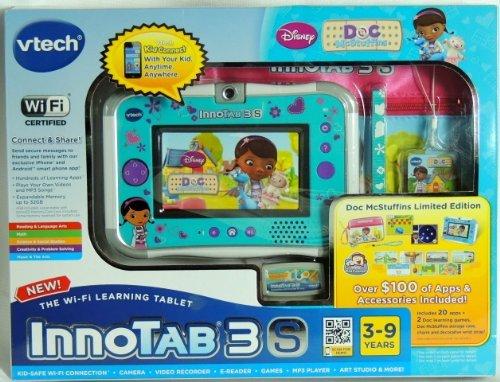 Vtech Innotab 3S Doc McStuffins Limited Edition