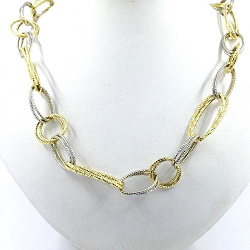 Collier Femme coo122055049402or jaune