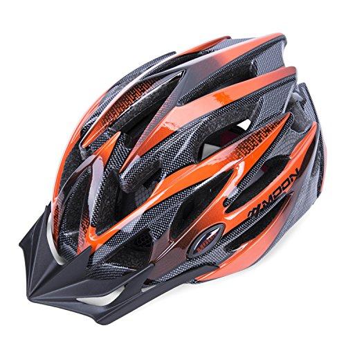sunvp-helmet-bicycle-integrated-casing-ultralight-helmets-road-bike-helmet-mtb-dark-red-black-m