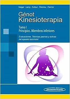 Genot:kinesioterapia I-ii por J. M. Dupré epub