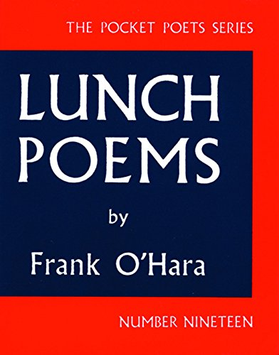 Image of Lunch Poems