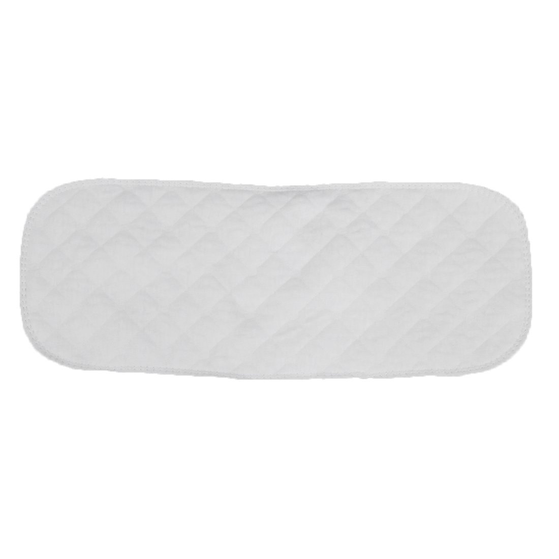 SODIAL(R) 15 pieces x couche/serviette de bebe en fibre de bambou reutilisable