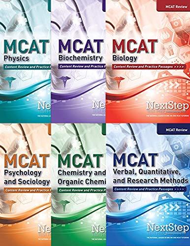 Top 10 recommendation mcat next step review