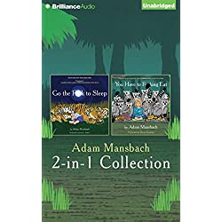 Adam Mansbach – Go the F**k to Sleep and You Have to F**king Eat 2-in-1 Collection
