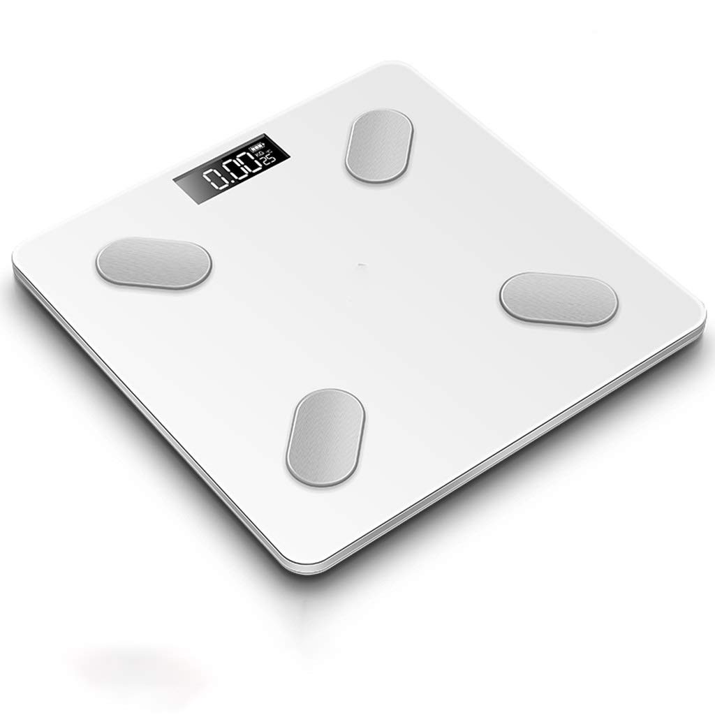 DOZ Intelligent Weight Scale Household Electronic Scale Small Adult Small and Accurate Female Weight Loss Body Measurement Body Fat Weighing Instrument by DOZ