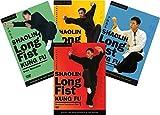 DVD Bundle: Shaolin Long Fist Kung Fu 4-DVD set by Dr. Yang & Nicholas Yang (YMAA)