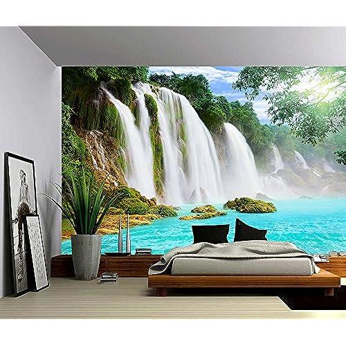 Self Adhesive Wall Mural Amazoncom