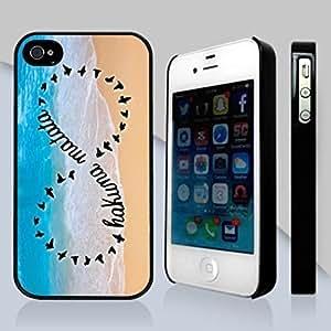 Pink Ladoo? Custom Hakuna Matata Skin Personalized Custom Hard CASE for iphone 5c Durable Case Cover by waniwa