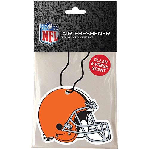 Room Browns Nfl Locker (Cleveland Browns NFL Auto Air Freshner)