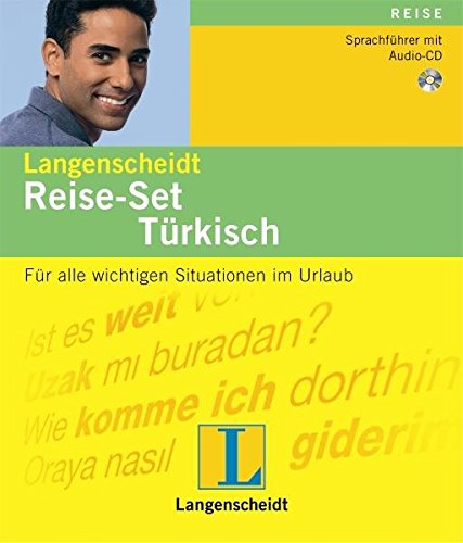 Langenscheidts Reise-Set Trkisch. Mit CD: Sprachfhrer und Audio-CD. Fr alle wichtigen Situationen im Urlaub
