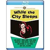 While the City Sleeps (1956) [Blu-ray]