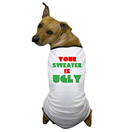 ugly dog christmas sweaters