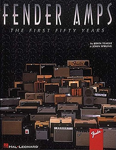 fender amps the first fifty years - 1