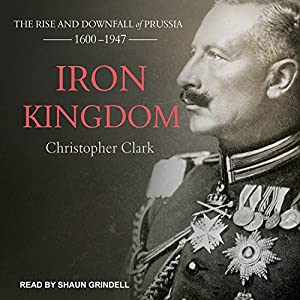 Iron Kingdom Audiobook