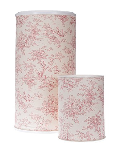 Glenna Jean Hamper and West Basket Set, Isabella Toile by Glenna Jean