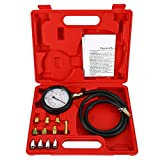 8MILELAKE Engine Oil Pressure Tester Gauge