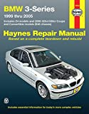 BMW 3 Series, 1999 - 2005 Z4 325CI 330CI Convertible (Haynes Repair Manual)