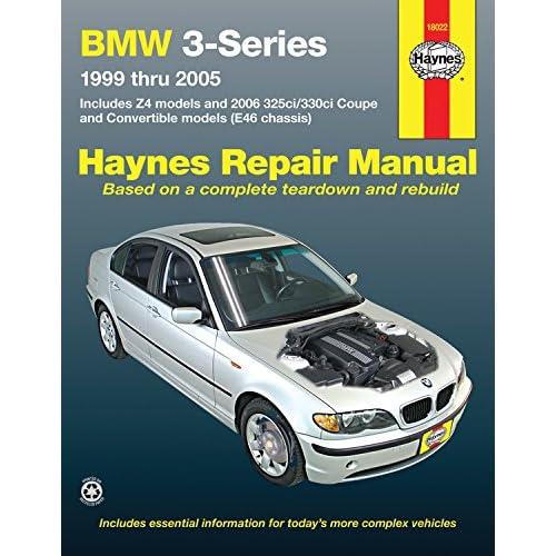 Bmw Z4 Manual: BMW Repair Manual: Amazon.com