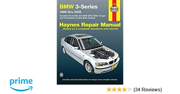 Bmw 3 series 1999 2005 z4 325ci 330ci convertible haynes repair bmw 3 series 1999 2005 z4 325ci 330ci convertible haynes repair manual haynes 9781563929663 amazon books fandeluxe Image collections