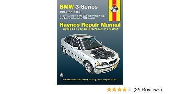 bmw 3 series 1999 2005 z4 325ci 330ci convertible haynes repair rh amazon com 2003 BMW 330Ci MPG 2003 BMW 330Ci Convertible