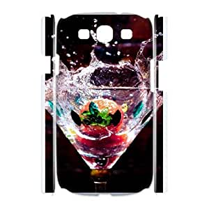 Samsung Galaxy S3 I9300 Phone Case With Drink Q6H13175