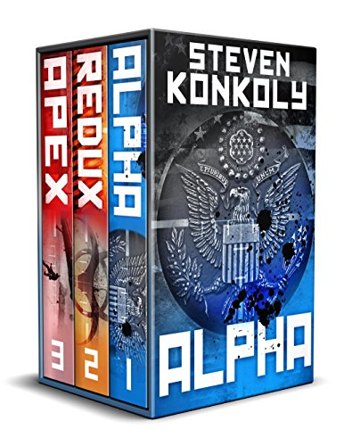 The Black Flagged Thriller Series Boxset: Books 1-3 (The Black Flagged Series Book 0) by [Konkoly, Steven]