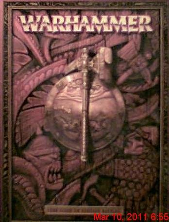 Read Online Warhammer (The Game Of Fantasy Battles) PDF