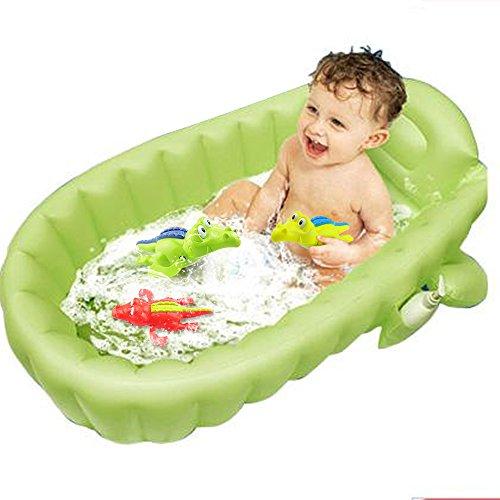 2pcs Wind Up Swimming Crocodile Bath Toy, Mini Cute Cartoon Clockwork Crocodile Bathtub, Baby Loved  Early Learning Swimming Educational Toys (Random - Shops London Swimming