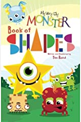 My Very Silly Monster Book of Shapes: A Very Silly Monster way to learn all about shapes Paperback