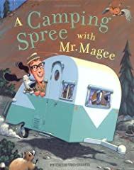 Mr. Magee and his trusty dog, Dee, are enjoying a peaceful camping trip when all of a sudden they find themselves plunging down a mountain and teetering on the edge of a huge waterfall! How will they find their way out of this slippery situat...