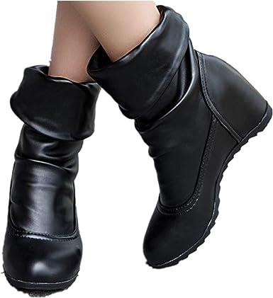 Hemlock Women High Heel Boots Hidden