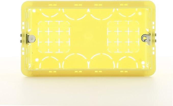 BTicino - Caja empotrable universal, para 3 módulos, TRE503E ...