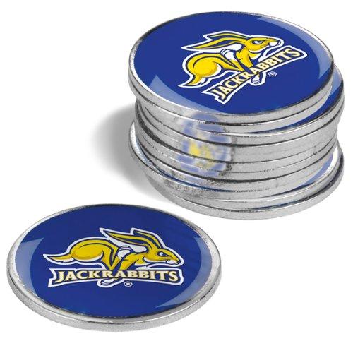 Ball Golf South Dakota (South Dakota State Jackrabbits Golf Ball Markers (4 Pack))