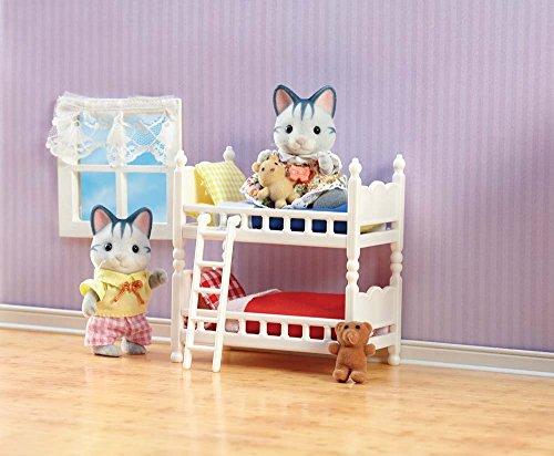 Juguete calico critters juego de dormitorio para ni os for Juego de dormitorio para ninos